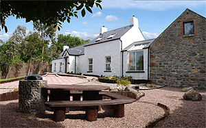 Glassdrumman Cottage - Luxury Irish Cottage to Rent - Northern Ireland, County Down